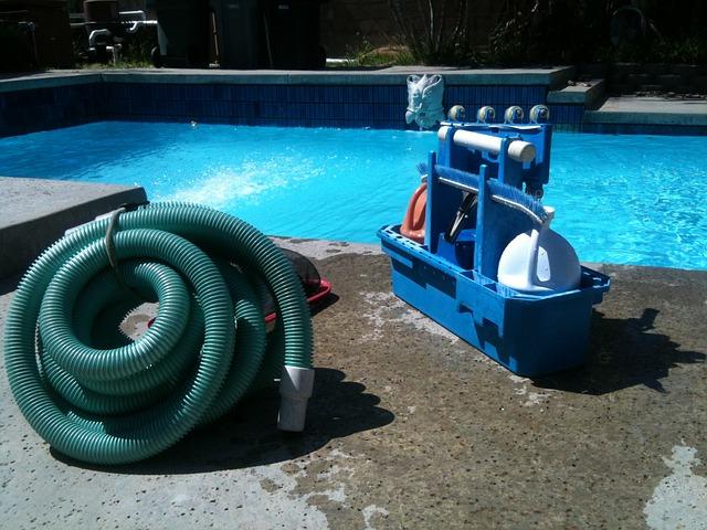 Dopřejte si příjemné koupání ve venkovním bazénu po celý rok