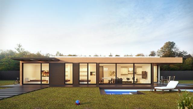 luxusní dům