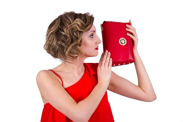 červená elegance