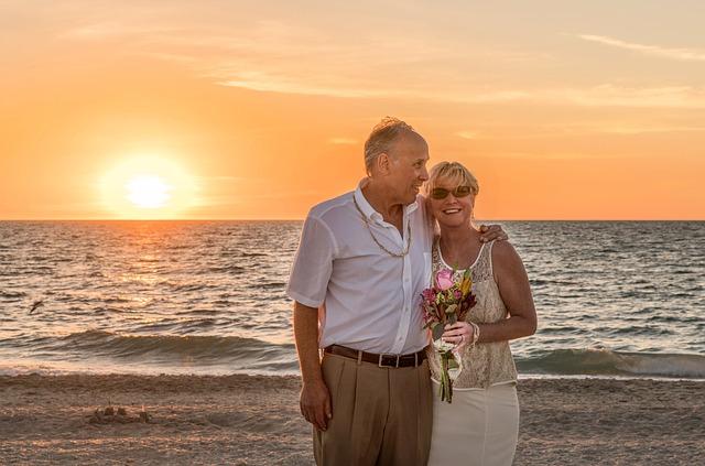 svatba ve starším věku