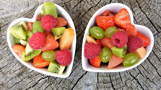 ovocné mističky