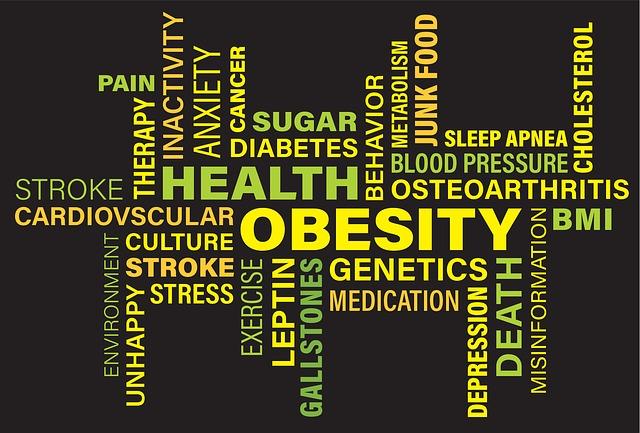 obezita a zdraví