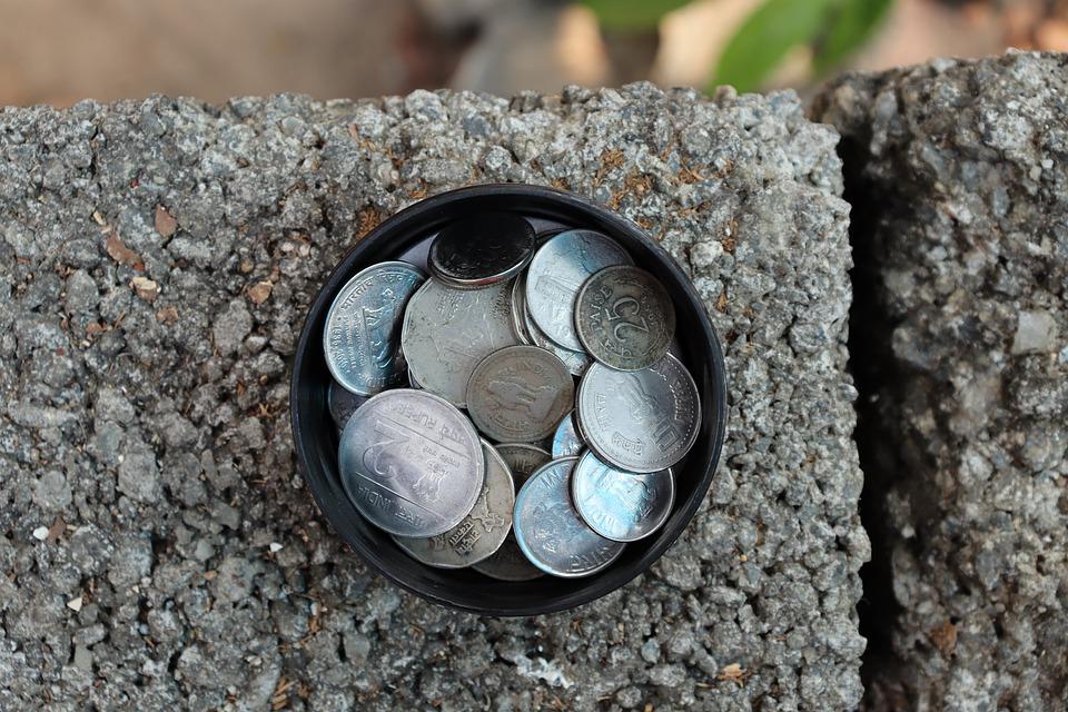 miska s mincemi