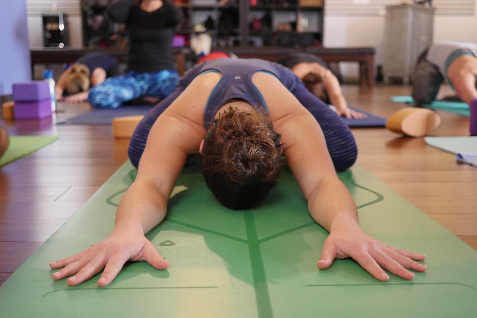 Co potřebujete pro cvičení doma?